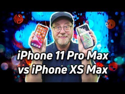 speed-test:-iphone-11-pro-max-vs-iphone-xs-max