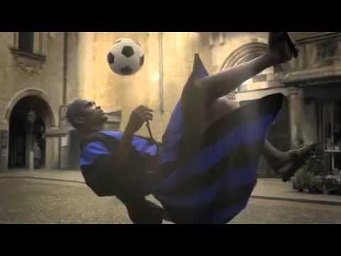Spot Sky Sport 2011/12 con Eto'o,Totti e Ambrosini
