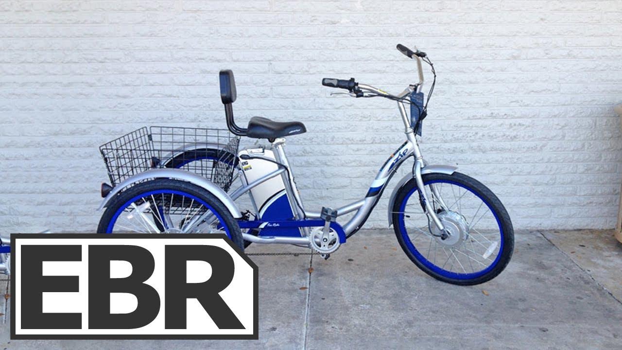 ccfe58c0153 eZip Tri-Ride Review - Prices, Specs, Videos, Photos
