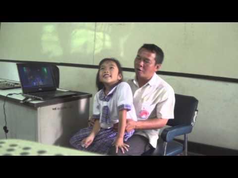 เด็กอนุบาลผู้หญิงต่อยครูผู้สอน