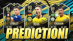 TOTW MOMENTS 5 PREDICTIONS! FIFA 20