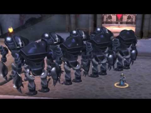 Invasion of Golems Trailer - Yaks Bend - Legion del Aguila [MEX]