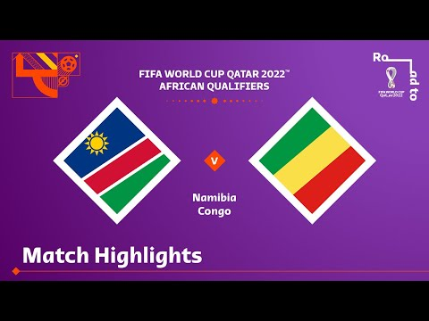 Namibia Congo Goals And Highlights