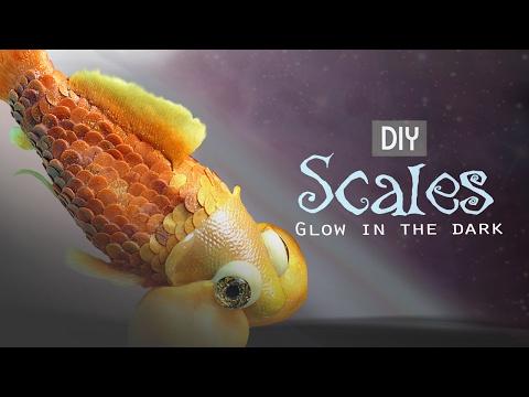 DIY Easy Scales - Dragon, Mermaid, Fish, Reptile