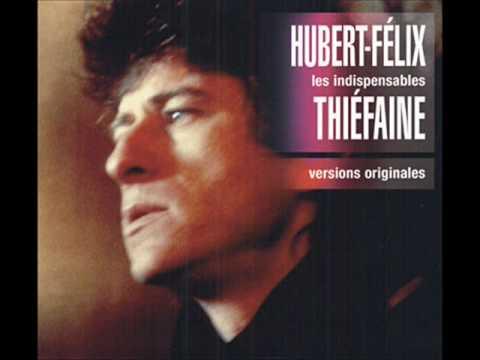 Hubert Felix Thiefaine - La fille du coupeur de joints.