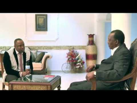 Exclusif : Interview Président Idriss DEBY ITNO