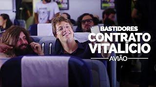 Vídeo - Contrato Vitalício: Avião