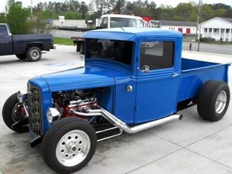 Cabover Trucks For Sale >> 1932 Custom Ford Truck - Greg Pepitone - YouTube