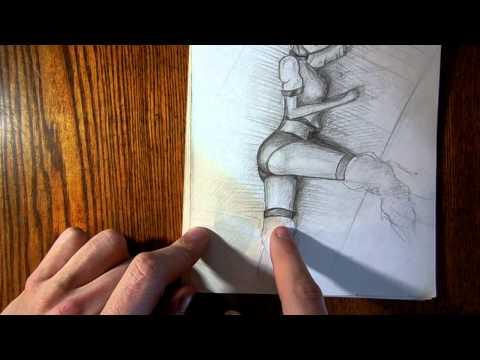 видео: Мои школьные рисунки