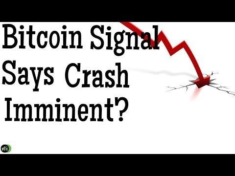BITCOIN (BTC) SIGNAL SAYS CRASH IMMINENT? (CRASH TO $4K?)