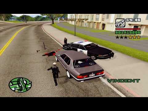 GTA SA Busted 21