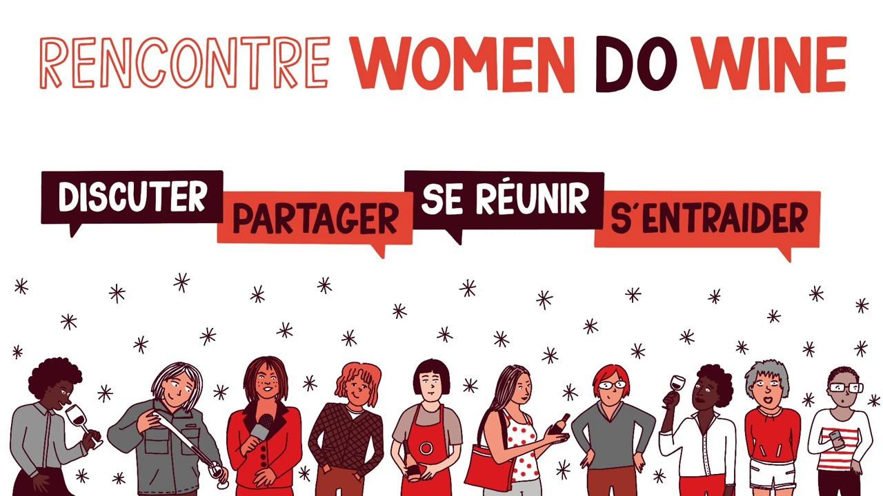 Rencontre Women Do Wine - Ulule