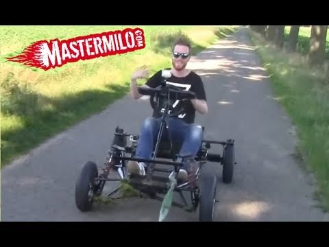 Building a soapbox for Dumpert (Redbull soapbox race #1)