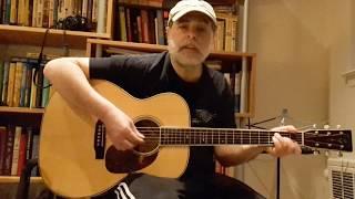 Ragtime Cowboy Joe (Fingerstyle Cover)