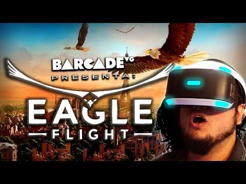 El vuelo del Águila en VR