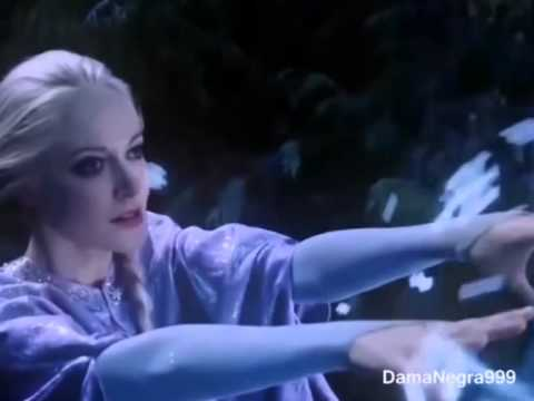'Libre Soy' Frozen Once Upon a Time