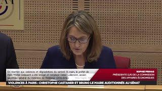 Violences à Paris : les temps forts de l'audition de C. Castaner et B. Le Maire - Evénement (19/03