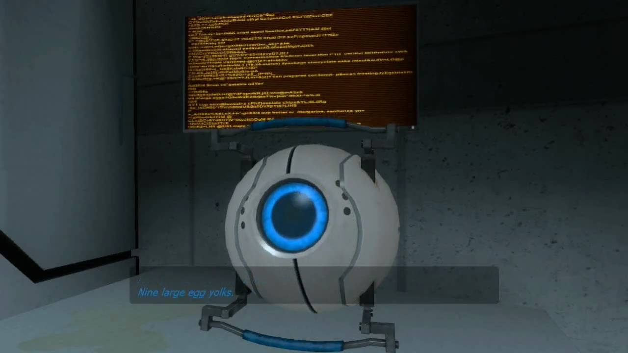 How To Make A Portal Cake