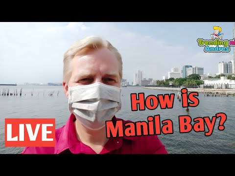 Download How Is Manila Bay And The Dolomite Sand Today?