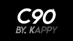 C90 REMIX by. Kappy VIDEOLYRIC // REACCIÓN │John C