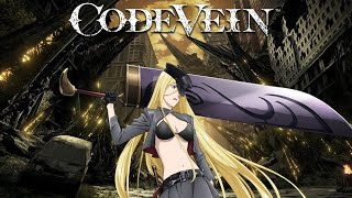 Code vein part 6 - ladder puzzles No Commentary