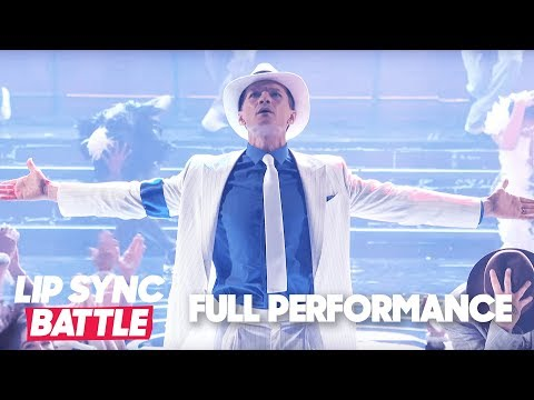 "Neil Patrick Harris Performs ""Smooth Criminal""  Lip Sync Battle Live: A Michael Jackson Celebration"