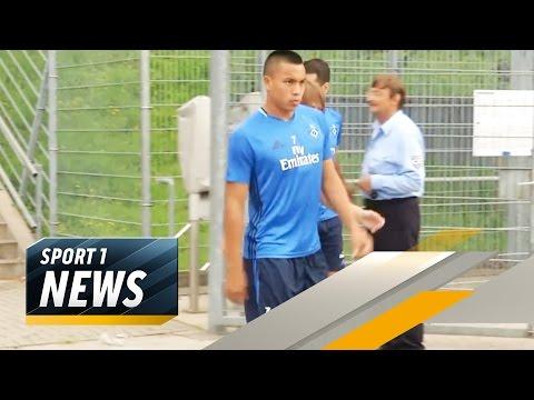 Borussia Dortmund an Bobby Wood dran | SPORT1 - Der Tag