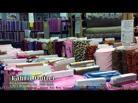 Fabric Outlet, 2nd store - Grand opening!!!