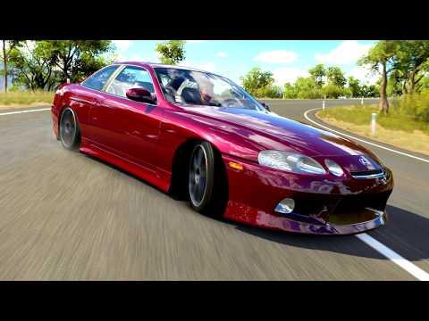 Melhor carro pra fazer drift no Forza Horizon 3 (G27 mod)