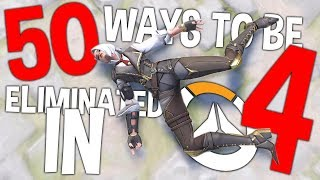 Again Another 50 Ways To Be Eliminated In Overwatch