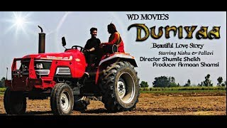 Duniyaa Beautiful Love Story Luka Chuppi Akhil WD MOVIES