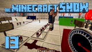 Die Minecraft Show #13 Das BESTE LAGERSYSTEM VOLLAUTOMATISCH Tutorial 4 deutsch HD Lets Show
