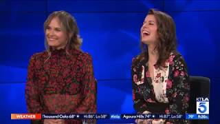 Rachel Blanchard amp Priscilla Faia on the Throuple Life in You Me Her