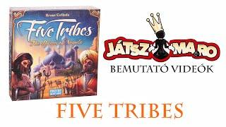 Five Tribes bemutató