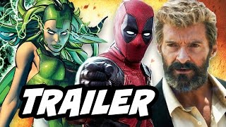 Marvel The Gifted Trailer and Logan Deadpool X-Men Comics Explained