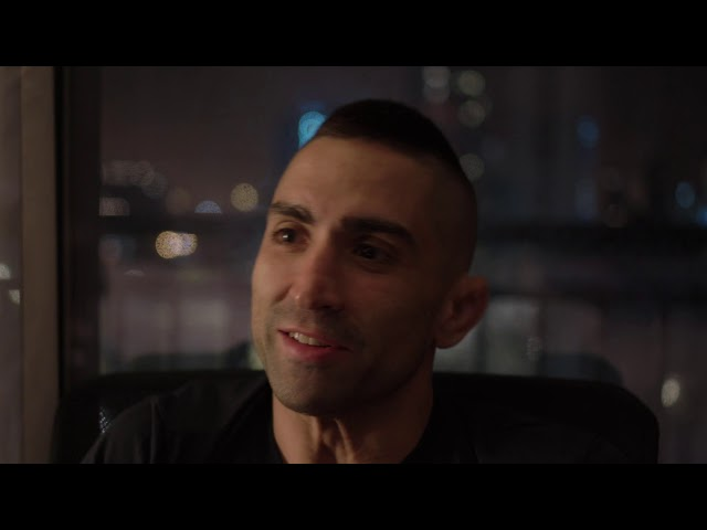 Day 03 Behind the scenes with Ricardo Lamas UFC 238