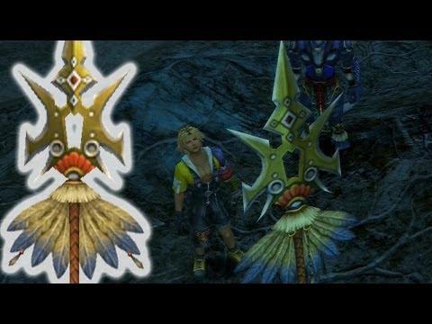 Final Fantasy X | HD - Kimahri's Ultimate/Celestial Weapon
