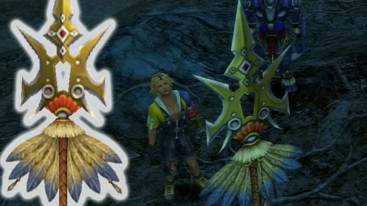 Final Fantasy X | HD - Kimahri's Ultimate/Celestial Weapon - YouTube