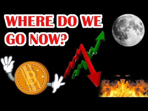 WILL BITCOIN GO BACK UP? CRYPTO BUBBLE OVER? Bitcoin Vs Bitcoin Cash Vs Litecoin