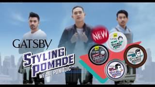 Iklan Gatsby Styling Pomade We Are Pomadic Adipati Dolken 30sec 2017