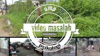 video masalah kependudukan dan lingkungan