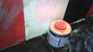 Как отмыть двухкомпонентную эпоксидную затирку(Очистить рельефную плитку , затертую эпоксидной затиркой , можно . Для этого применяется средство фирмы..., 2015-10-22T12:10:03.000Z)