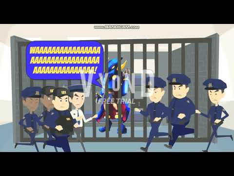 Kaiser Greedy Goes Crazy In Prison!