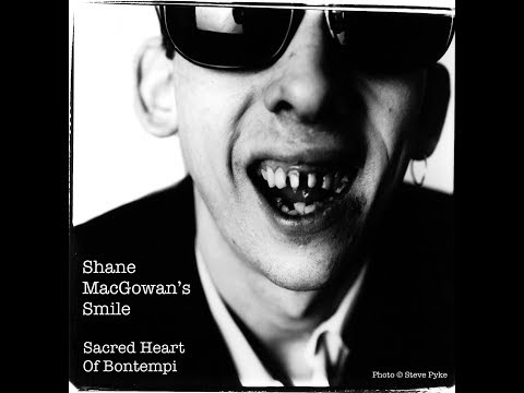 Shane MacGowan's Smile - Recording Session Video