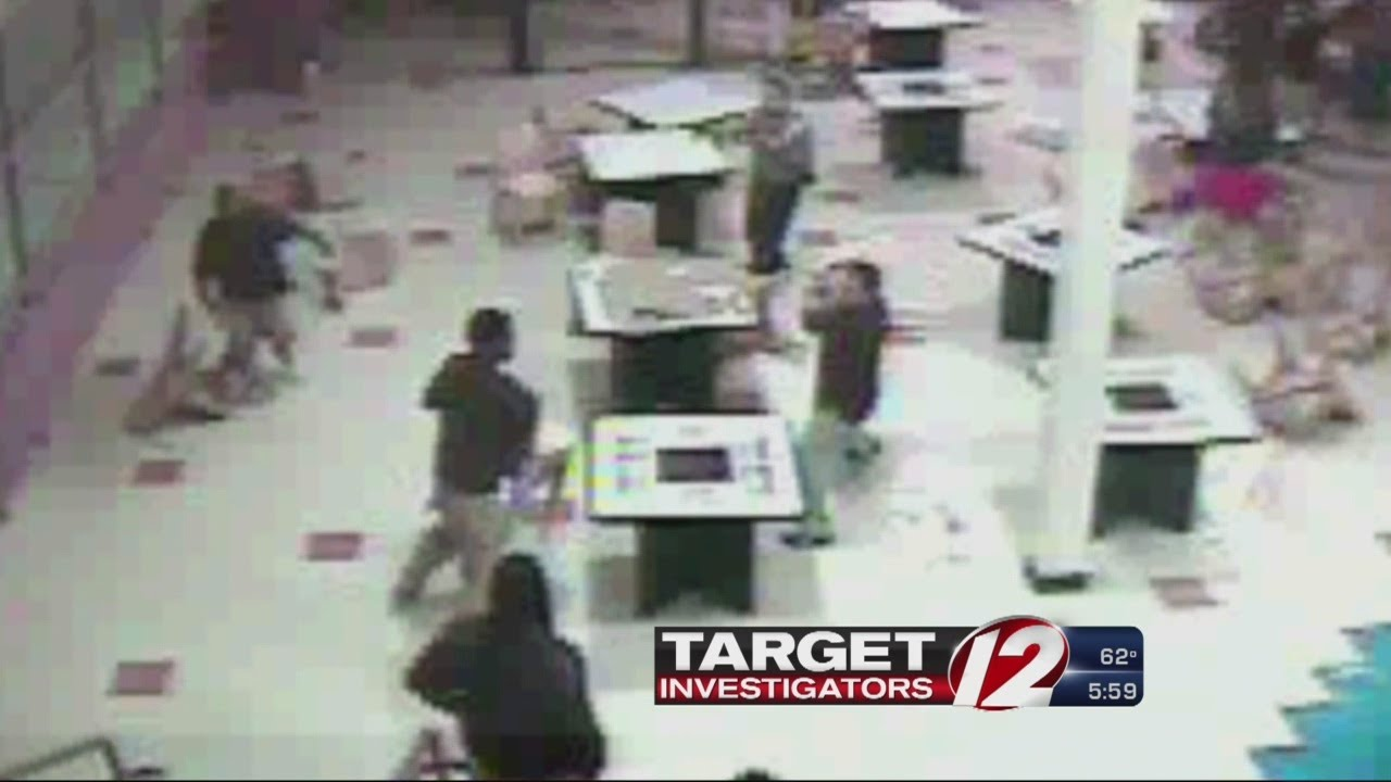 Video Shows Brawl at Wyatt Detention Center