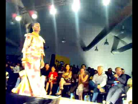 Ghana Fashion Weekend 2009 _ Papita Collection