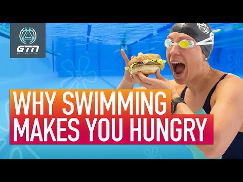 Why Does Swimming Make You Hungry?