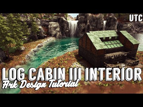 Log Cabin Interior Design :: Ark Building Tutorial :: How To Decorate a Log Cabin :: UniteTheClans