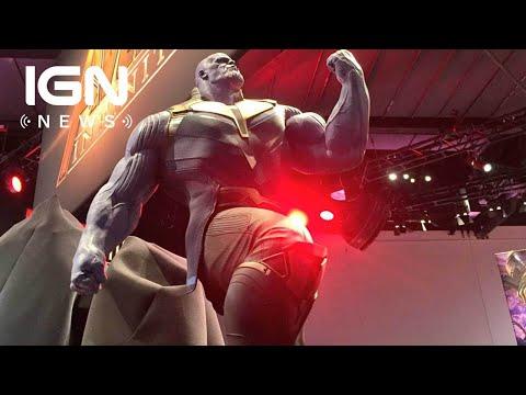 Avengers: Infinity War Director Explains Thanos' More 'Casual, Spiritual' Costume - IGN News