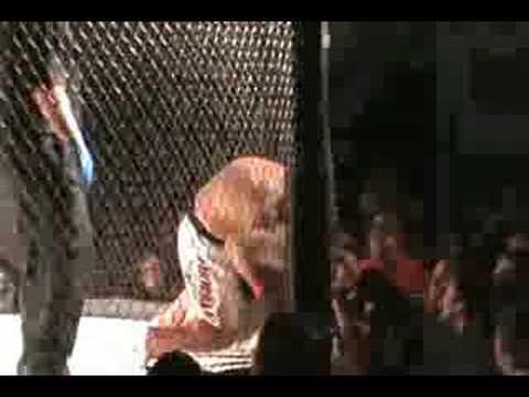 Rob Garcia's 3rd Fight